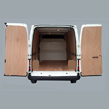 Ply Lining Kit For The Ford Transit 2000 on Medium Wheel Base